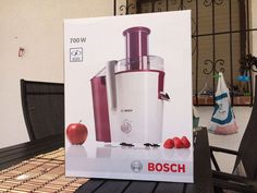 Bosch - Juice Extractor