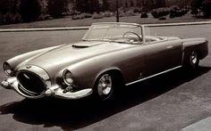 Cadillac Cabriolet Speciale (Pininfarina), 1954