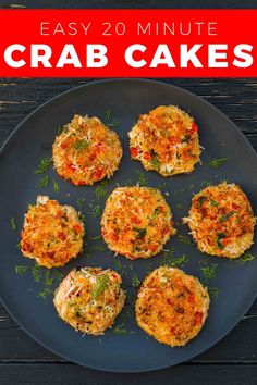 Light crab cakes with sweet meat, red peppers, panko crumbs, creamy mayonnaise and Old Bay seasoning served alongside sriracha dipping sauce.  Crab cakes easy. Crab cakes sauce. Snow crabs legs recipe. Easy Weeknight Dinners, Easy Meals, Crab Cake Sauce, Crab Legs Recipe, Snow Crab Legs, Crab Cake Recipes, Crab Pasta, Panko Crumbs