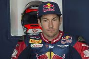 THIS is the eerie video taken minutes after former MotoGP star Nicky Hayden was knocked off his bike in Italy.