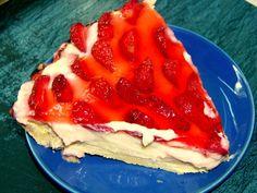 truskawki, truskawkowa tarta z budyniem, tarta z truskawkami i budyniem, desery z truskawkami, Sweets Cake, Cheesecake, Food, Cakes, Pies, Cake Makers, Cheesecakes, Essen, Kuchen