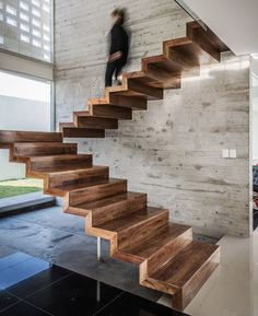 Contemporary stairs ideas in your house