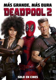 La película Deadpool 2.