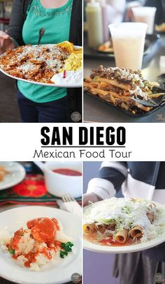 A foodie tour of 4 of the best Mexican restaurants in San Diego, CA. No better Mexican food outside of Mexico! San Diego To Do, Stay Classy San Diego, Old Town San Diego, Visit San Diego, Food In San Diego, Best Mexican Restaurants, San Diego Restaurants, Best Mexican Recipes, Mexican Restaurant San Diego