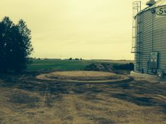 Always nice to see repeat customers: another @sukupmfg bin by #teamDEVOLDER coming soon for this #ontag farm