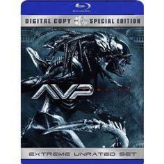 Aliens vs. Predator: Requiem (Extreme Unrated Set + Digital Copy) [Blu-ray]: Disclosure: affiliate link