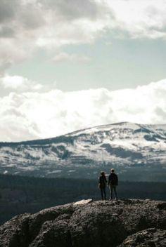 the peak #hiking #outdoors