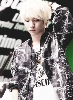 """Kim Ki-bum 김기범 (Key 키) is featured in EXO's song """"Two Moons"""" and can speak English rather well. Born September 23, 1991"""