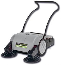 Compact Floor Scrubber Can Clean Small Spaces It Can Either Used As - Small industrial floor cleaning machines