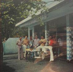Partido em 5 - Volume 3: Anezio da Beija-Flor, Casquinha da Portela, Luiz Grande, Roque do Plá , Velha da Portela e Joãozinho da Pecadora (1977). Via Samba de Raiz (Facebook)