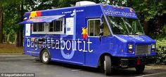 Film for thought: Baguettaboutit, inspired by Johnny Depp's line in the 90s movie Donnie Brasco, is a food truck based in the North Carolina area