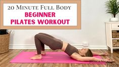 Pilates Workout, Fitness Workouts, Pilates For Beginners, Workout Calendar, Month Workout, Workout Videos, Exercise Videos, Improve Posture, Physical Therapist