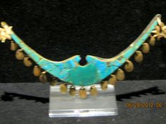ANCIENT INCAS NOSE JEWELRY