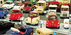 european tiny cars - Google Search