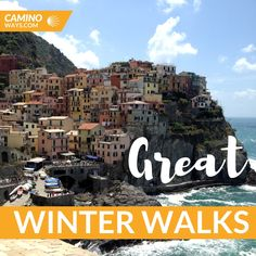 Winter might be on its way but don't hang up your walking shoes just yet! Check out these great walks for winter Great Walks, Winter Walk, Cinque Terre, Algarve, Walking Shoes, Sunnies, Travel Inspiration, Portugal, Spain