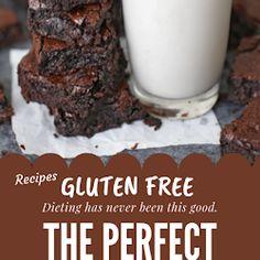 Healthy No Bake Peanut Butter Kit Kat Crunch Bars Gluten free - Yumfoodietum ! Gluten Free Peanut Butter Cookies, Gluten Free Brownies, Bounty Chocolate, Gluten Free Diet, Healthy Baking, Glutenfree, Good Food, Kit, Desserts