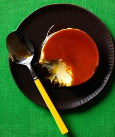 Pineapple Flan: Pineapple juice gives traditional caramel flan a tropical spin.