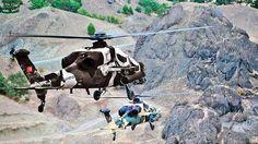 Milli taarruz helikopteri ATAK'ta ilk filo tamam
