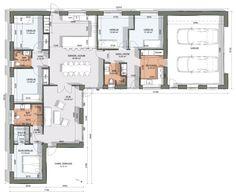 Vinkelhus - 197 m2