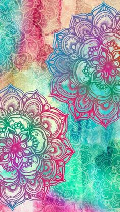 Best of Wallpapers for Andriod and ios Galaxy Wallpaper, Colorful Wallpaper, Cellphone Wallpaper, Wallpaper Backgrounds, Iphone Wallpaper, Dibujos Zentangle Art, Design Mandala, Mandala Drawing, Boxing Day
