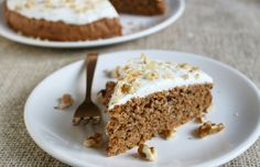 Healthy Carrot cake!