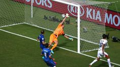 Grupo D: Costa Rica 1 - Italia 0