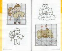 Gallery.ru / Фото #98 - The world of cross stitching 153 + приложение 120 Charts - tymannost
