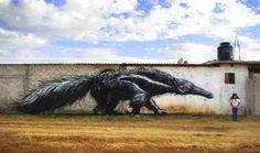 anteater art