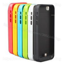 4200mAh Packup Rechargeable Power Bank External Battery Case FOR Iphone 5 5s 5C | eBay