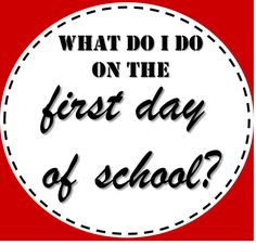 Meador in the Middle with WBT: What to do on the first day of school?