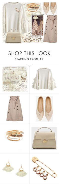 """""""Senza titolo #433"""" by vanity-simons ❤ liked on Polyvore featuring CHARLES & KEITH, Chanel, contest, Sweater and gamiss"""