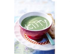Recept: Groene soep met rucola en spinazie | Red Mobiel