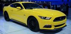 Young Henry Ford Lookin' Gangster! 2014 Mustang Widebody + 2015 Mustang Starring in Need For Speed Movie -- 20 HQ Photos