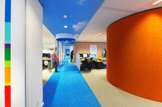 Liong Lie NTI 5th floor offices 1 640x426 NTI head office in Leiden \ Liong Lie Architects