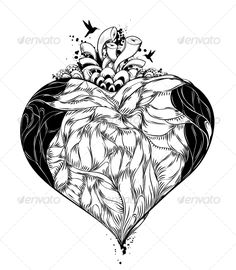 VECTOR DOWNLOAD (.ai, .psd) :: http://vector-graphic.de/pinterest-itmid-1000097935i.html ... illustration of heart ...  abstract, bizarre, contemporary, curve, doodle, drawing, heart, love, sketch, surreal  ... Vectors Graphics Design Illustration Isolated Vector Templates Textures Stock Business Realistic eCommerce Wordpress Infographics Element Print Webdesign ... DOWNLOAD :: http://vector-graphic.de/pinterest-itmid-1000097935i.html