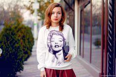 Fashion Shores - Blog by Victoria Burbulea: MARILYN MY LOVE