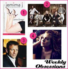 "Week 72: Jane Green, ""Made in Chelsea,"" Daniel Craig, Adele"