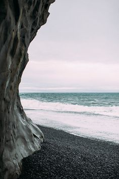 Romantic Beach Elopement in Iceland | once wed | Photography: Thierry Joubert