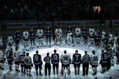 NHL Teams Honor Victims Of Canada's Junior Hockey Bus Crash   HuffPost