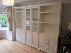 Liatorp aufbewahrung mit türen weiß wohnzimmer plan ideen