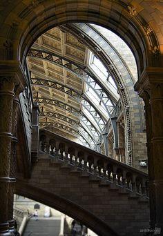 beautiful-portals:        Natural History Museum,      London, UK