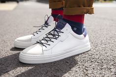 Baskets Schmoove Look Profil Converse, Vans, Classic Sneakers, Shoes Men, Nike Air Force, Men's Clothing, Baskets, Kicks, Swag