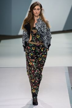 3.1 Phillip Lim Spring 2013 Ready-to-Wear Fashion Show - Marine Deleeuw
