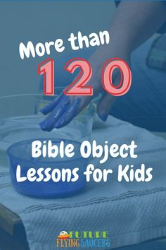 Improve the Biblical knowledge and Christian worldview of children, one object lesson at a time. | Chronological Bible Teaching for kids! #KidsMin #Resources #Bible #SundaySchool #Homeschool #FunBibleLearning Sunday School Curriculum, Sunday School Activities, Bible Object Lessons, Bible Lessons For Kids, Chronological Bible, New Testament Bible, Bible Teachings, Vacation Bible School, Help Teaching