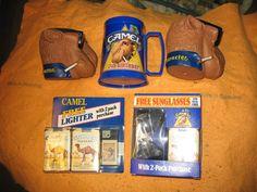 Joe Camel Lot ( 5 items).