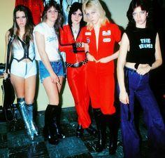 The Runaways in New York, 1977
