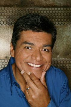 George Lopez -=- One of Our Most Favorite Comedians, Meeting him and his Wife Was Still To this Day, One of the Greatest Thrills for Our Familia -=- his Wax Image was Unveiled for Hispanic National Heritage Month, the Anniversary of Which is This Month >> October !! :)
