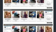 Pinterest Style TheFunnyPlanet, DamnLOL Clone WordPress Theme