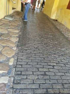 This carriageway is built with oakwood, looks like bricks. Old castle, Cape Town Cape Town, Bricks, Gate, Building, Awesome, Places, Portal, Brick, Buildings