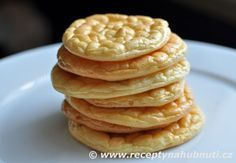 Mascarpone bezlepkové placičky místo pečiva Lchf Diet, Keto, Paleo, Pancakes, Low Carb, Gluten Free, Breakfast, Food, Fitness